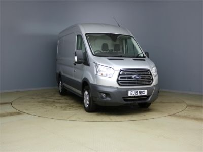 FORD TRANSIT 310 TDCI 130 L2 H2 TREND MWB MEDIUM ROOF FWD - 10225 - 1