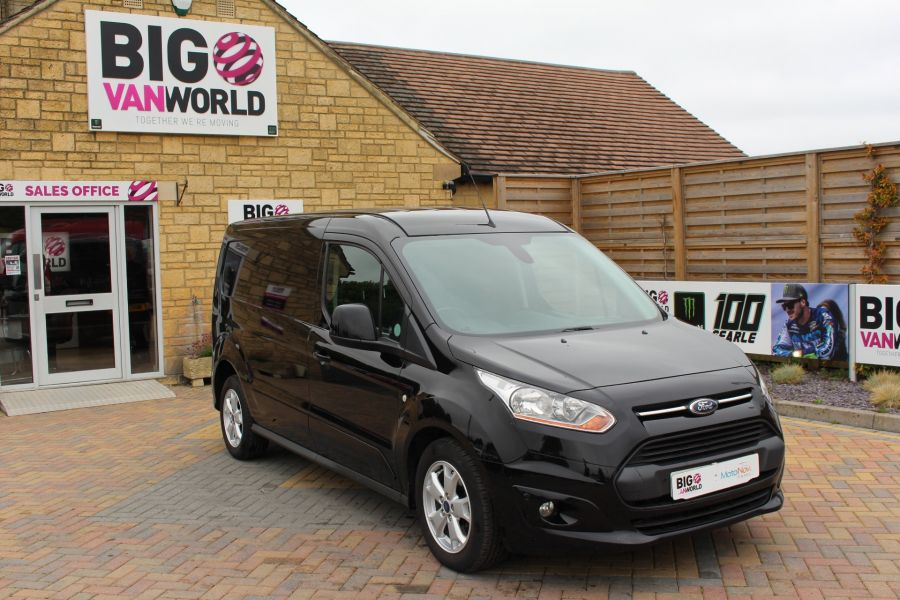 FORD TRANSIT CONNECT 240 TDCI 115 L2 H1 LIMITED LWB LOW ROOF - 9355 - 2