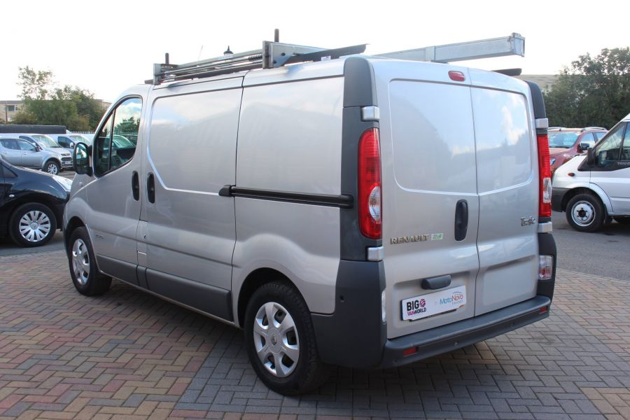 RENAULT TRAFIC SL29 DCI 115 L1 H1 SWB LOW ROOF - 6721 - 7
