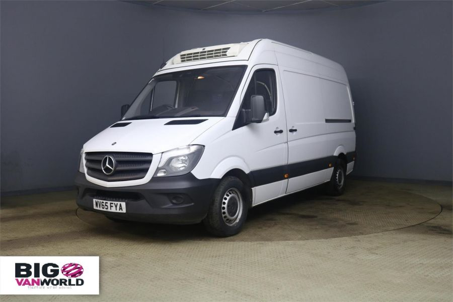 MERCEDES SPRINTER 313 CDI 129 MWB HIGH ROOF FRIDGE / FREEZER WITH OVERNNIGHT - 10181 - 5