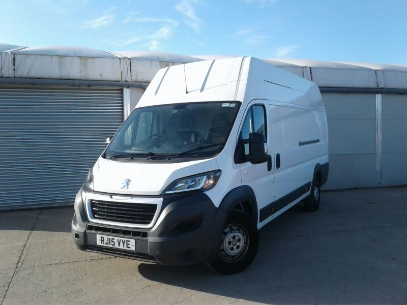 PEUGEOT BOXER 435 HDI 130 L4H3 HIGH ROOF - 9962 - 1