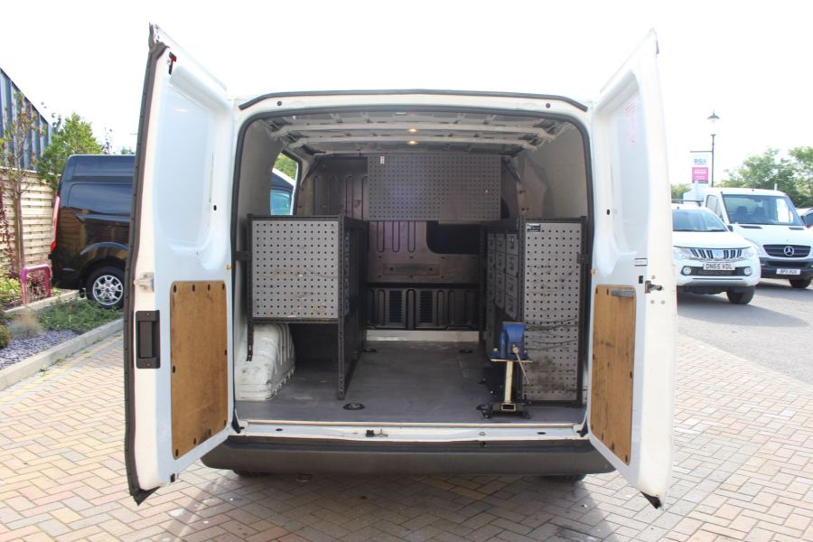 FORD TRANSIT 300 TDCI 100 SWB LOW ROOF FWD - 6546 - 21