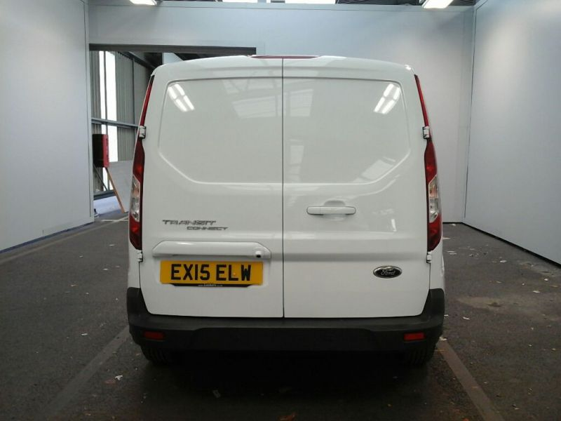 FORD TRANSIT CONNECT 200 TDCI 115 L1 H1 LIMITED SWB LOW ROOF - 8501 - 3