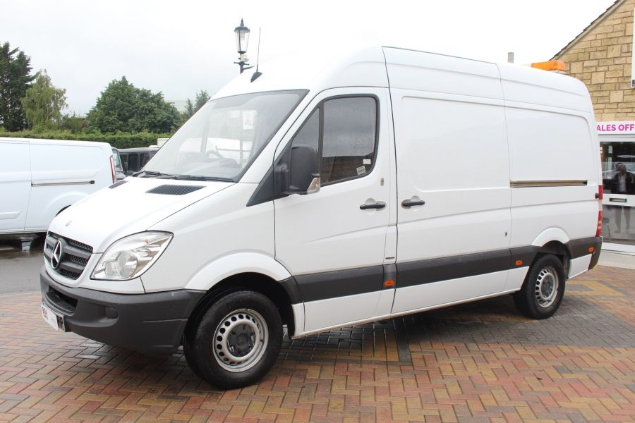 MERCEDES SPRINTER 316 CDI MWB HIGH ROOF - 6253 - 8