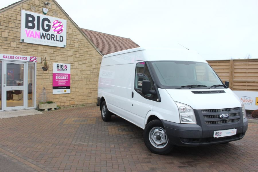 FORD TRANSIT 350 TDCI 100 LWB MEDIUM ROOF FWD - 6683 - 1