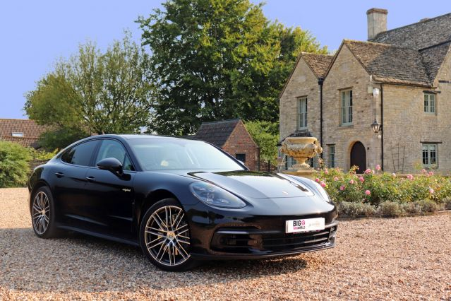 Used PORSCHE PANAMERA in Used Cars Swindon for sale