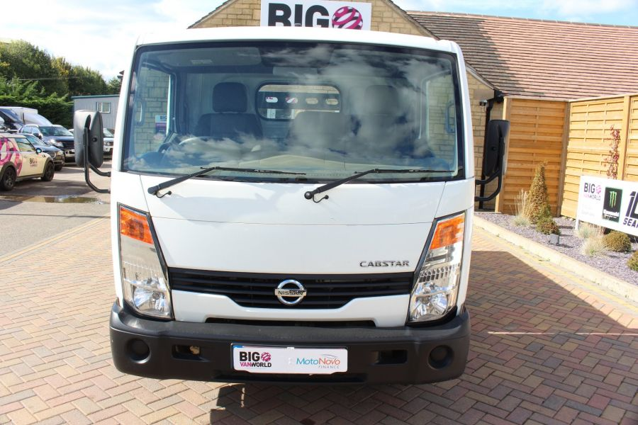 NISSAN CABSTAR 34.12 DCI 121 SWB ALLOY DROPSIDE - 6795 - 9