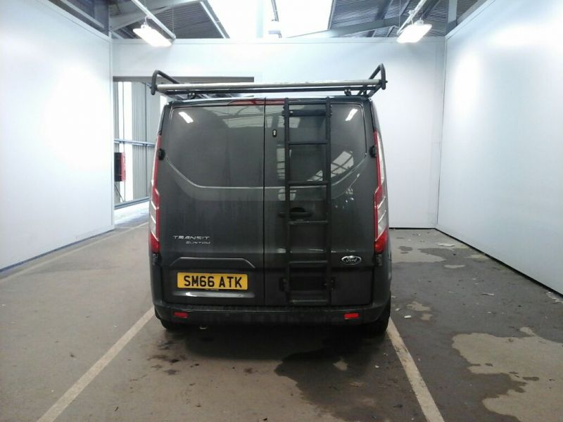 FORD TRANSIT CUSTOM 290 TDCI 130 L2H1 TREND LWB LOW ROOF FWD - 10503 - 3