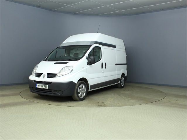 RENAULT TRAFIC LH29 DCI 115 LWB HIGH ROOF - 7435 - 5