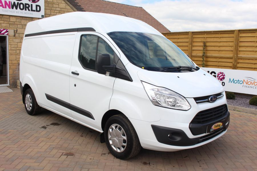 FORD TRANSIT CUSTOM 290 TDCI 105 L2 H2 TREND LWB HIGH ROOF - 6106 - 3