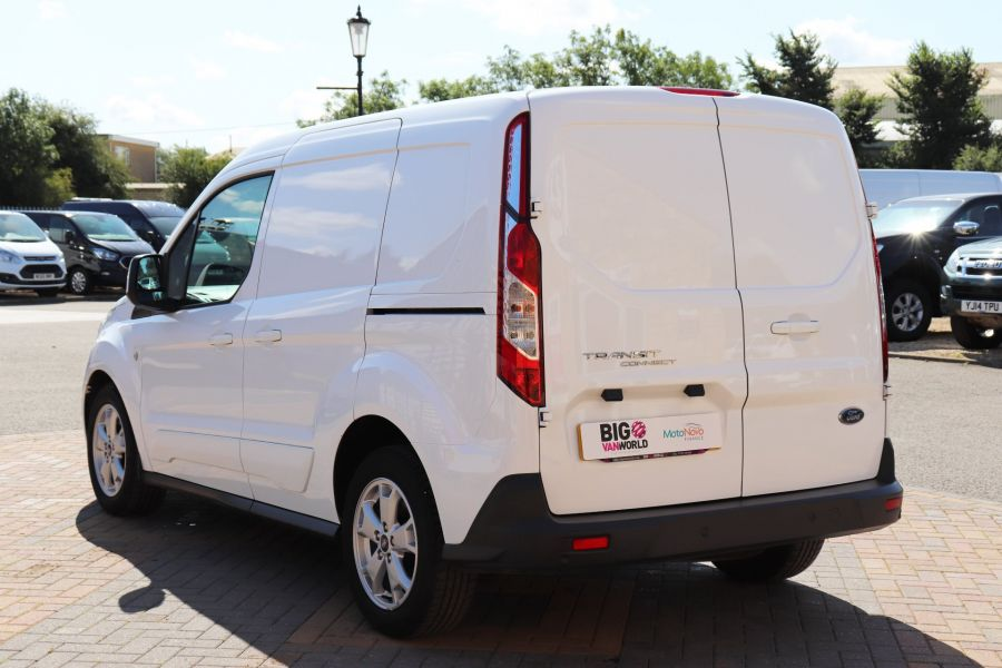 FORD TRANSIT CONNECT 200 TDCI 120 L1H1 LIMITED SWB LOW ROOF - 11716 - 8