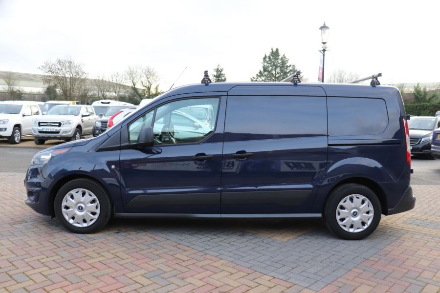 FORD TRANSIT CONNECT 210 TDCI 100 L2H1 TREND LWB LOW ROOF - 11620 - 11