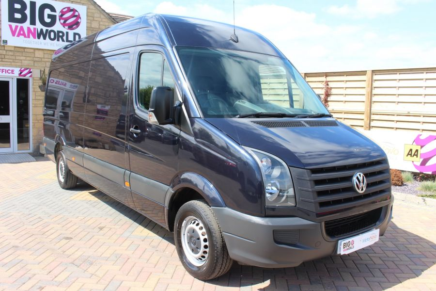 VOLKSWAGEN CRAFTER CR35 TDI 136 LWB HIGH ROOF - 7197 - 1