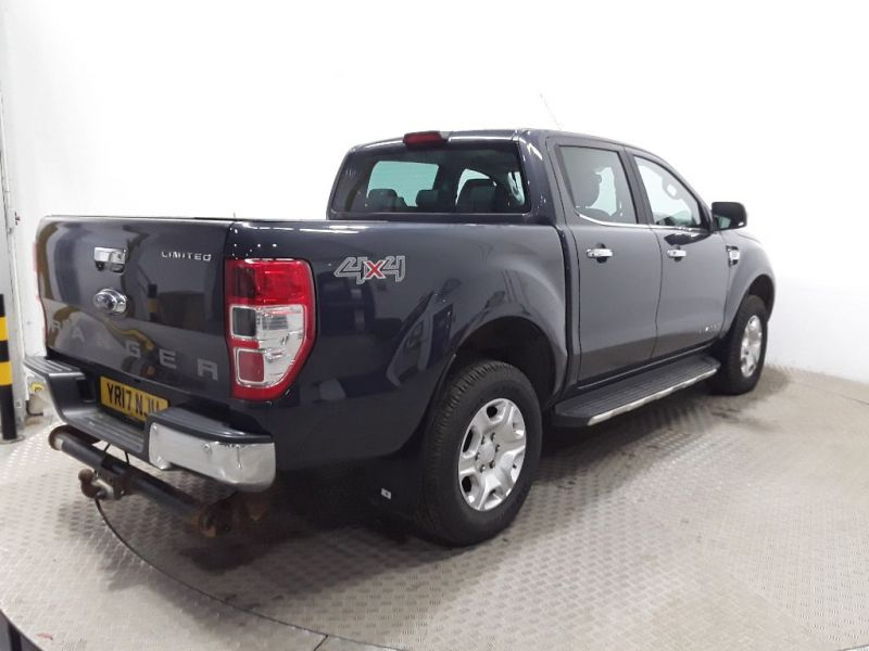 FORD RANGER LIMITED 4X4 DCB TDCI - 11328 - 4
