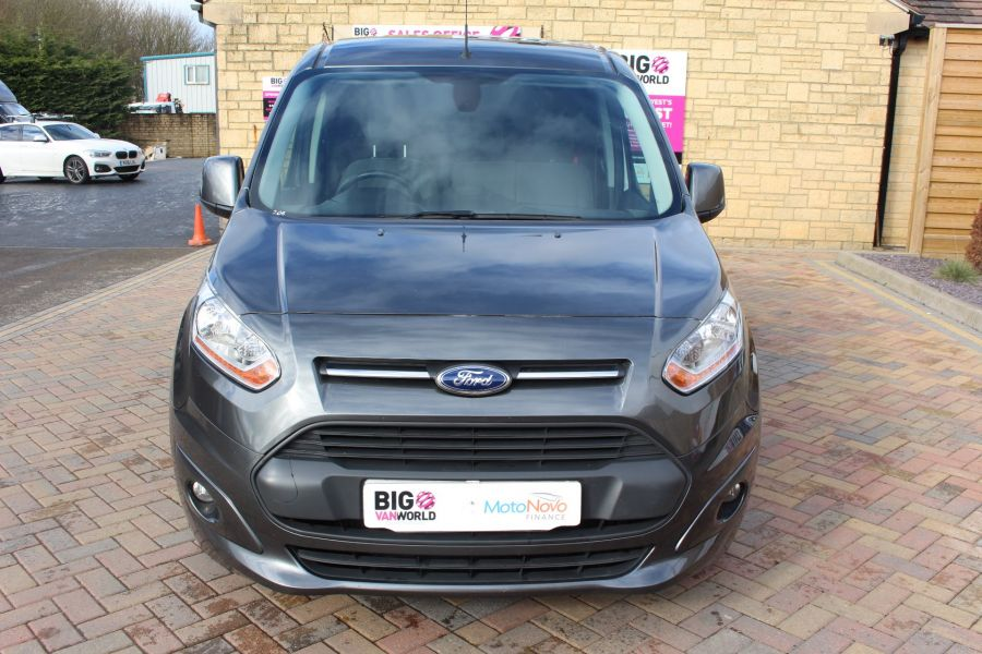 FORD TRANSIT CONNECT 200 TDCI 115 LIMITED L1 H1 SWB LOW ROOF - 7240 - 9