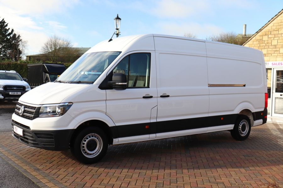 VOLKSWAGEN CRAFTER CR35 TDI 140 STARTLINE LWB HIGH ROOF  (14029) - 12247 - 9