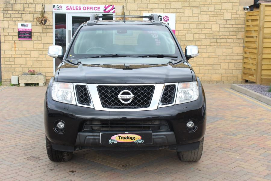 NISSAN NAVARA OUTLAW 3.0 DCI 231 4X4 DOUBLE CAB - 4546 - 8