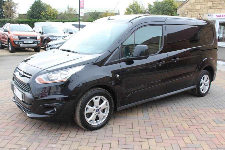 FORD TRANSIT CONNECT 240 TDCI 115 LIMITED L2 H1 LWB - 6024 - 8