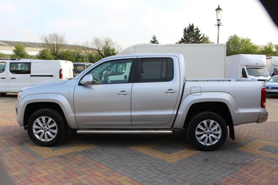 VOLKSWAGEN AMAROK DC BITDI 180 HIGHLINE 4MOTION DOUBLE CAB - 9182 - 8