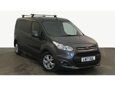 FORD TRANSIT CONNECT 240 TDCI 120 L2H1 LIMITED POWERSHIFT LWB LOW ROOF - 10530 - 1