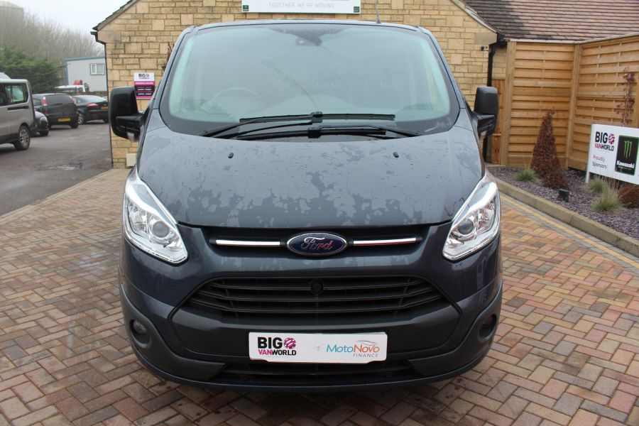 FORD TRANSIT CUSTOM 290 TDCI 125 L2 H1 TREND LWB LOW ROOF FWD - 7063 - 9