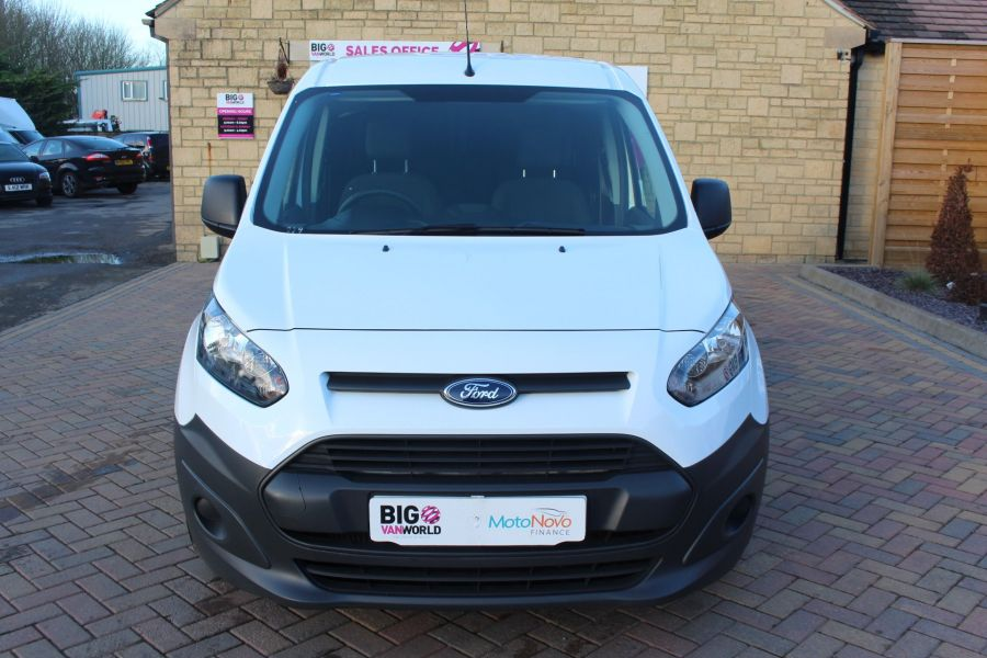 FORD TRANSIT CONNECT 220 TDCI 75 L1 H1 DOUBLE CAB 5 SEAT CREW VAN - 7184 - 9