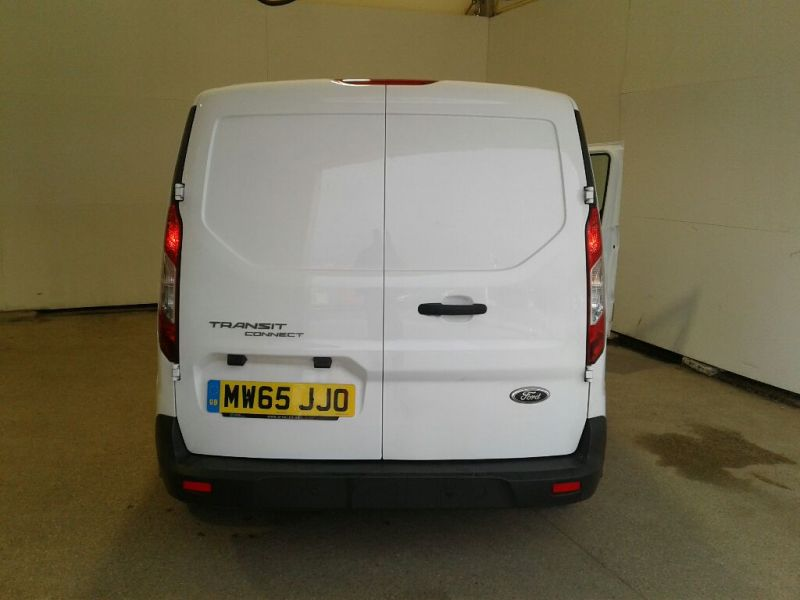 FORD TRANSIT CONNECT 240 TDCI 95 L2H1 TREND LWB LOW ROOF - 11425 - 4
