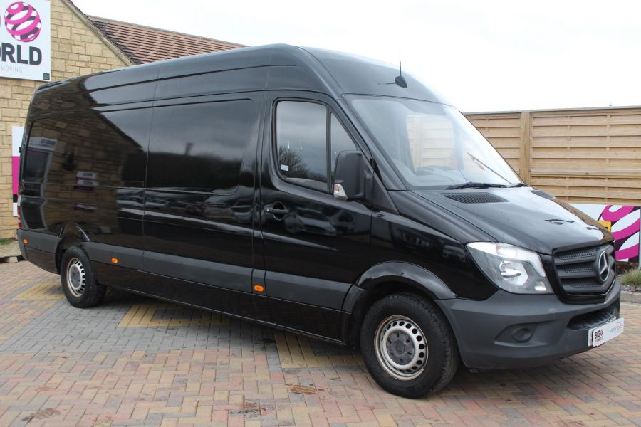 MERCEDES SPRINTER 313 CDI LWB HIGH ROOF - 7284 - 1