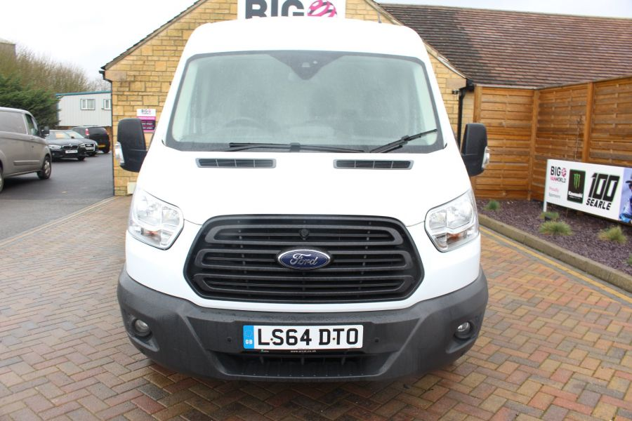 FORD TRANSIT 310 TDCI 100 L3 H2 LWB MEDIUM ROOF FWD - 8972 - 9
