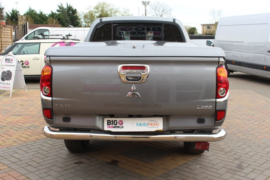 MITSUBISHI L200 DI-D 4X4 LWB BARBARIAN LB 175 BHP DOUBLE CAB WITH MOUNTAIN TOP  - 6724 - 6