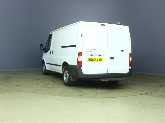 FORD TRANSIT 280 TDCI 125 TREND SWB LOW ROOF FWD - 7043 - 4