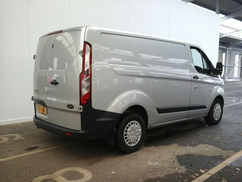 FORD TRANSIT CUSTOM 290 TDCI 100 L1 H1 TREND SWB LOW ROOF FWD - 9175 - 2