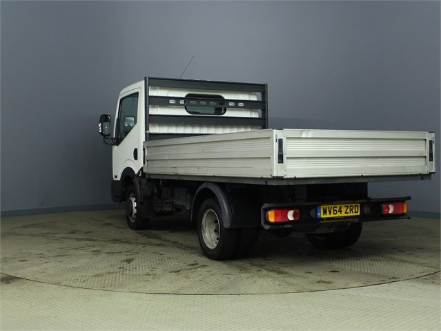 NISSAN NT400 CABSTAR DCI 35.14 DCI 136 SWB ALLOY DROPSIDE - 6873 - 4
