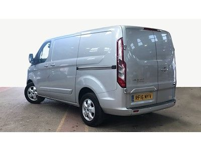 FORD TRANSIT CUSTOM 290 TDCI 130 L1H1 LIMITED SWB LOW ROOF - 11214 - 5
