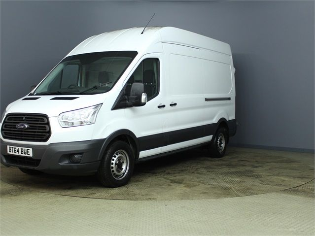 FORD TRANSIT 350 TDCI 155 L3 H3 LWB HIGH ROOF FWD - 7227 - 5
