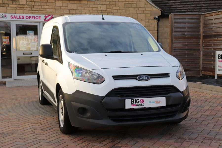 FORD TRANSIT CONNECT 220 TDCI 75 L1H1 DOUBLE CAB 5 SEAT CREW VAN SWB LOW ROOF - 11536 - 6