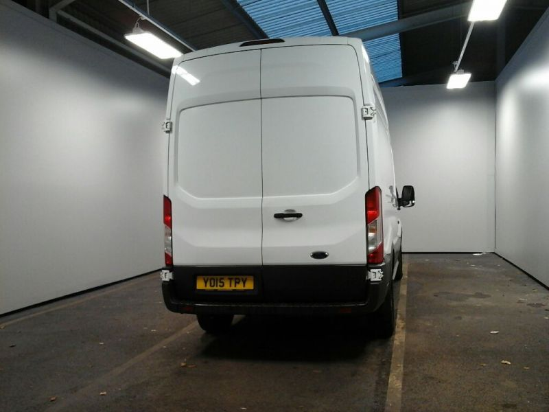 FORD TRANSIT 350 TDCI 125 L3 H3 LWB HIGH ROOF RWD - 8698 - 3