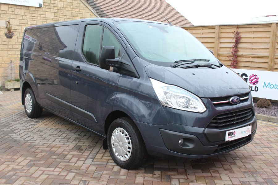 FORD TRANSIT CUSTOM 290 TDCI 125 L2 H1 TREND LWB LOW ROOF FWD - 7063 - 3