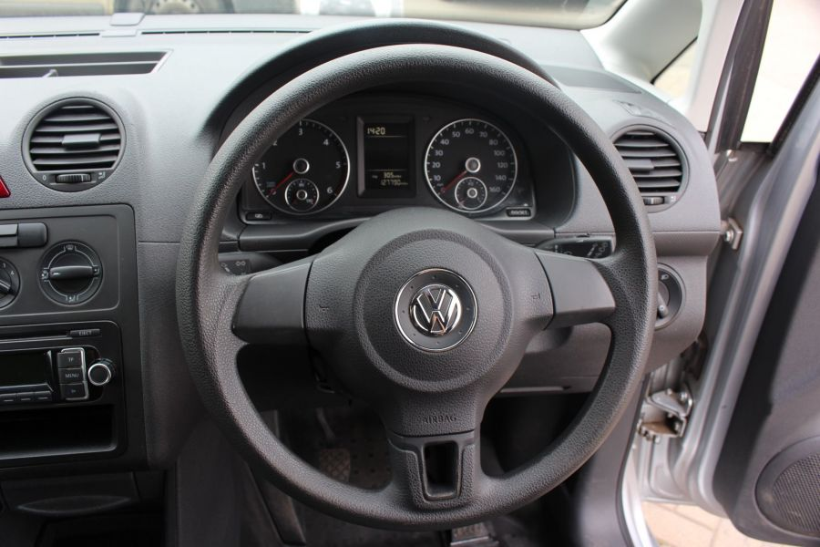 VOLKSWAGEN CADDY C20 TDI 75 - 6649 - 13