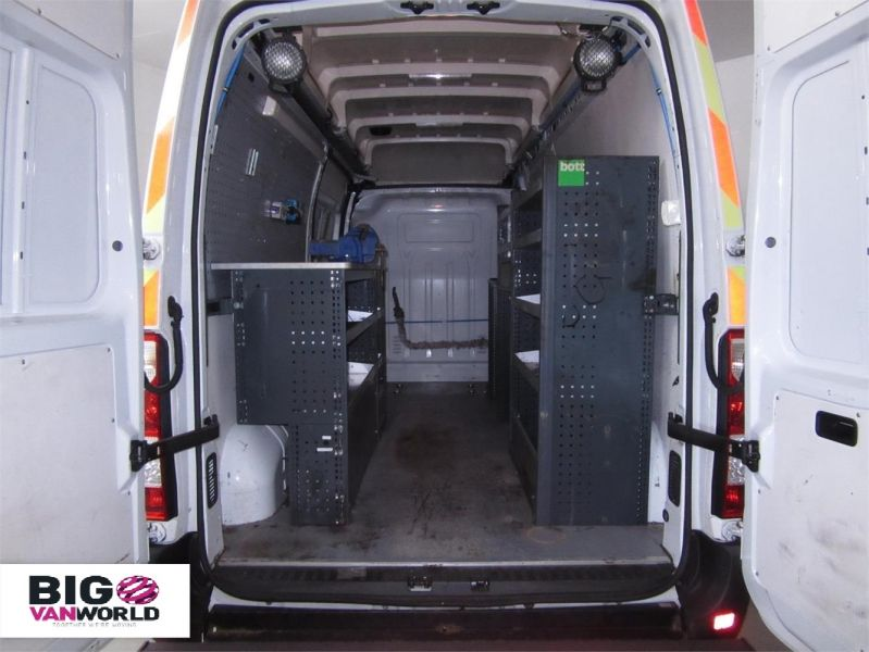 RENAULT MASTER LH35 DCI 125 L3 H3 LWB HIGH ROOF - 6651 - 12