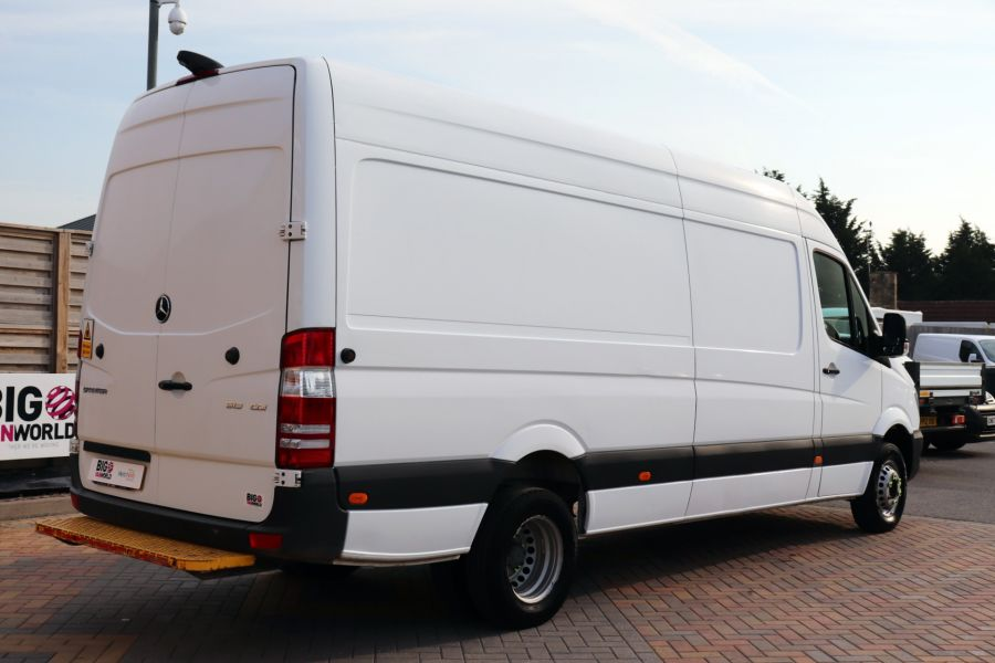 MERCEDES SPRINTER 513 CDI 129 LWB HIGH ROOF DRW - 11177 - 9