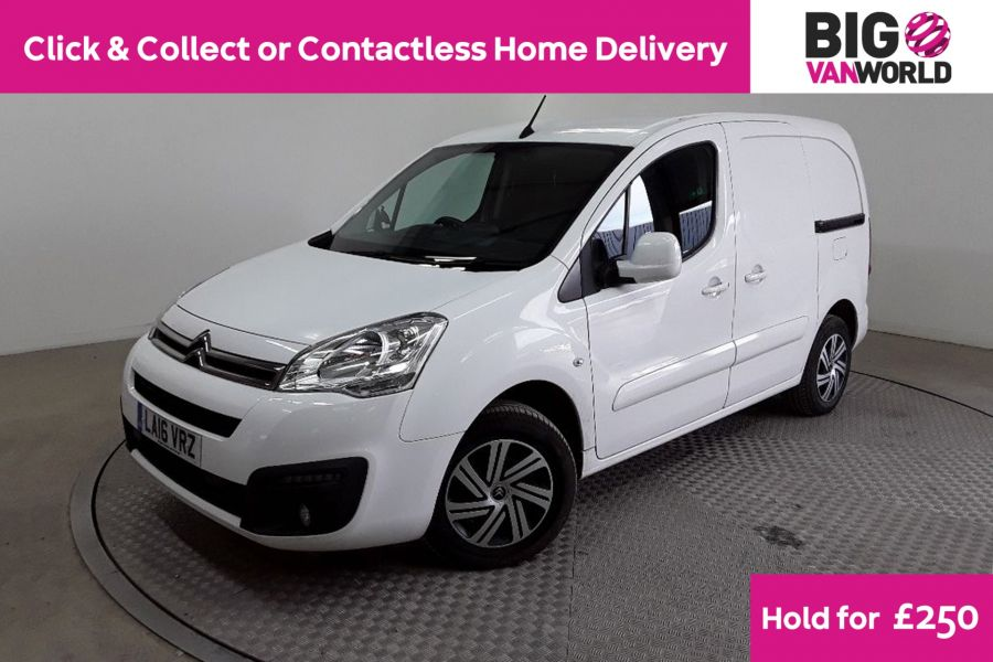 CITROEN BERLINGO 625 HDI 75 L1H1 ENTERPRISE SWB LOW ROOF - 11721 - 1