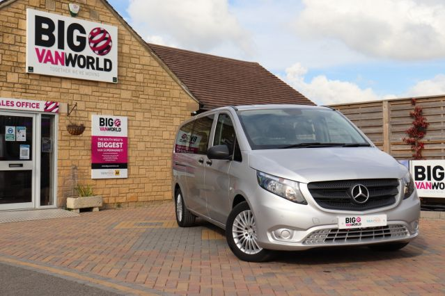 Used MERCEDES VITO in Used Vans Swindon for sale