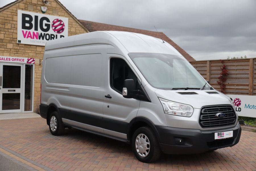FORD TRANSIT 310 TDCI 125 L3H3 TREND LWB HIGH ROOF - 9548 - 2