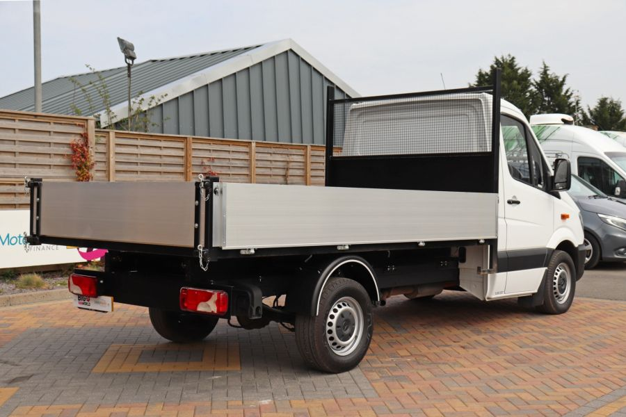 MERCEDES SPRINTER 313 CDI 129 MWB SINGLE CAB NEW BUILD ALLOY TIPPER - 10929 - 7