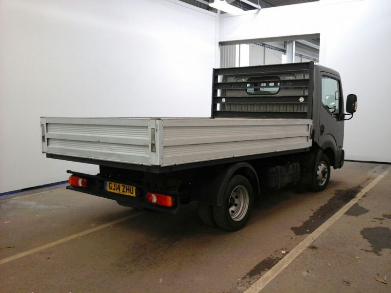 NISSAN NT400 CABSTAR 35.14 DCI 136 BHP SWB ALLOY DROPSIDE DRW - 9272 - 2