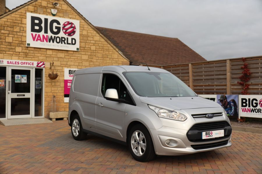 FORD TRANSIT CONNECT 200 TDCI 120 L1H1 LIMITED SWB LOW ROOF - 11222 - 3