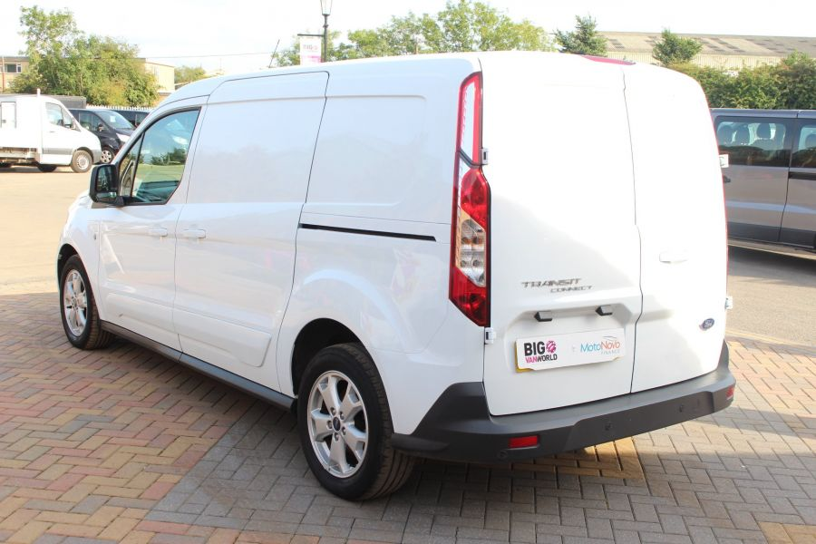 FORD TRANSIT CONNECT 240 TDCI 115 LIMITED L2 H1 LWB - 6165 - 7
