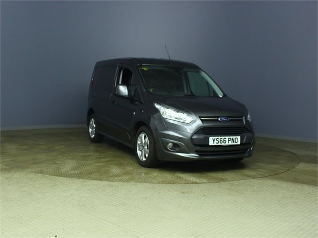 FORD TRANSIT CONNECT 200 TDCI 120 L1 H1 LIMITED SWB LOW ROOF - 7514 - 1