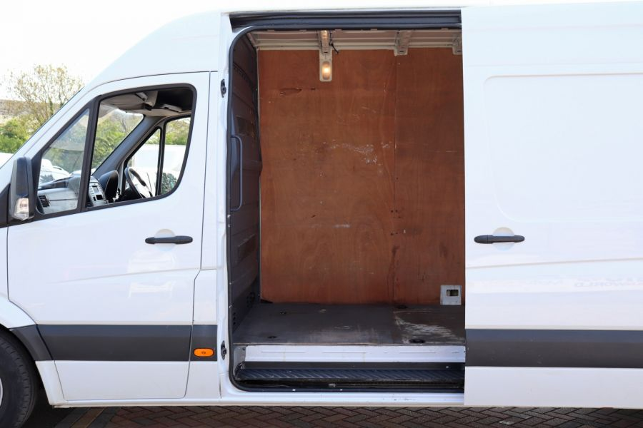 MERCEDES SPRINTER 313 CDI 129 LWB HIGH ROOF - 10780 - 12